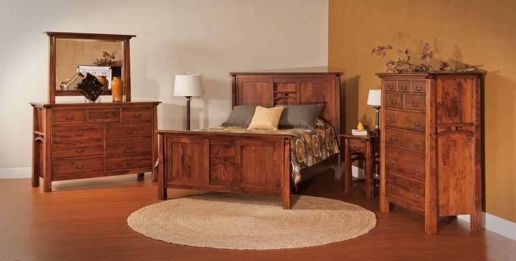 Artesa Bedroom Collection