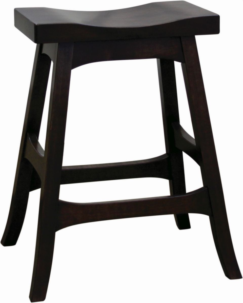 Weston Wave Bar Stool