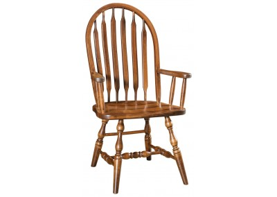 BentPaddle Arm Chair