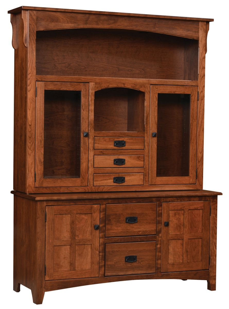 Larson Mission Hutch