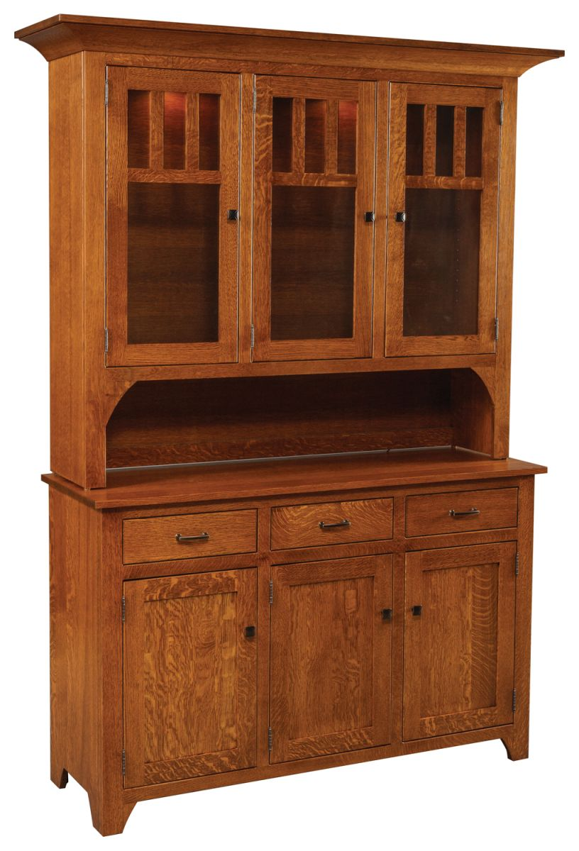Old World Mission Hutch