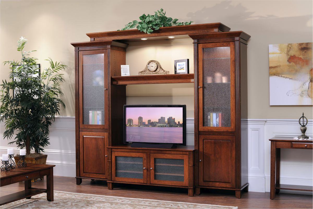 Arlington TV Wall Unit