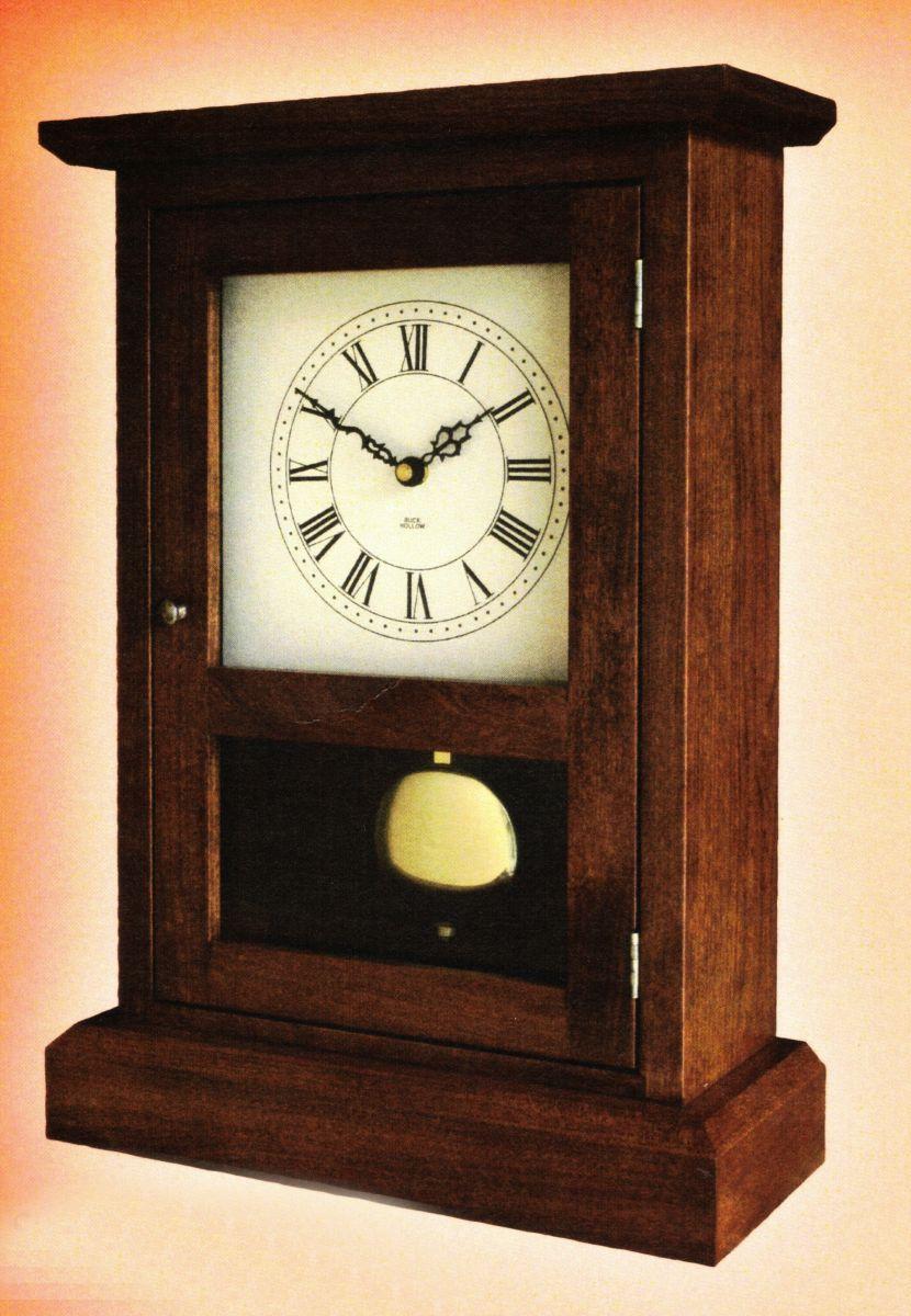 Shaker Mantel Clock
