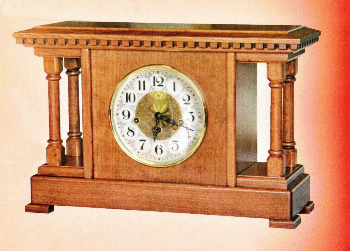 Ashery Mantel Clock