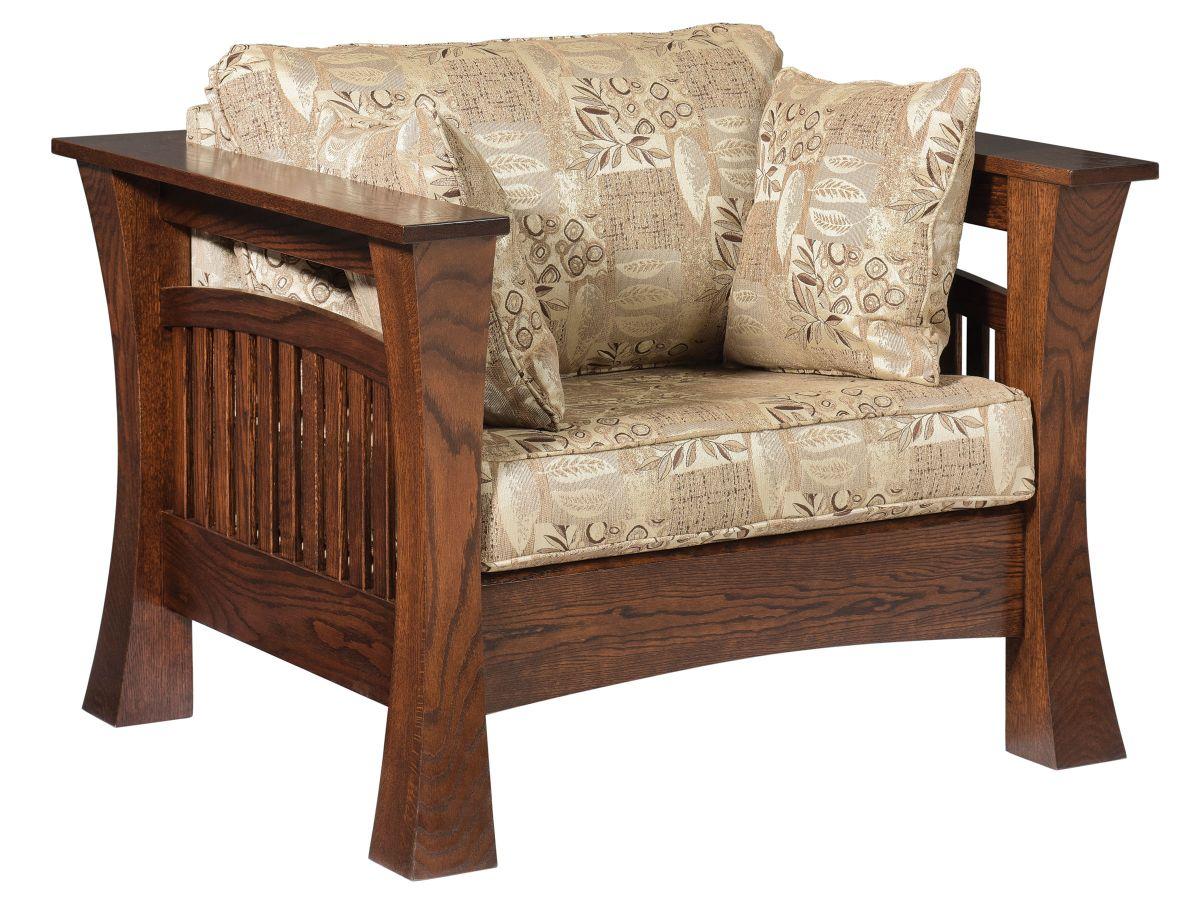 Gateway Chair & Ottoman