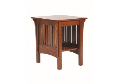 1800 Mission End Table