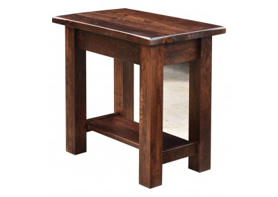 Barn Floor Chair Side