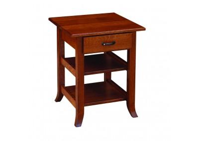 Bunker Hill Lamp Table