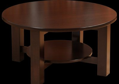 Havannah Round Coffee Table