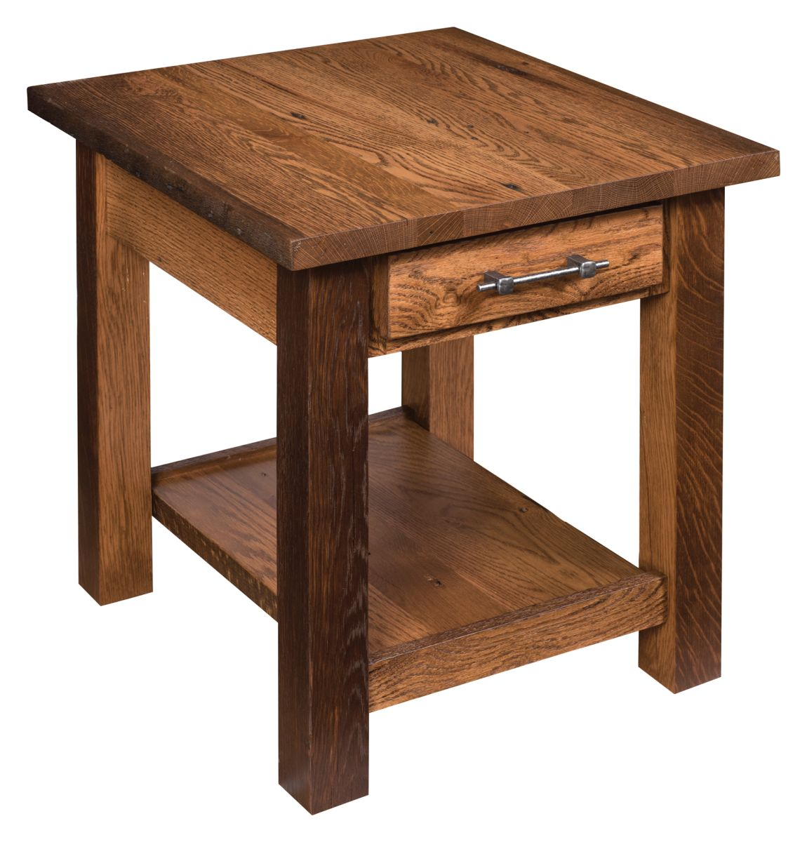 Reclaimed Barn Wood Occasional Tables