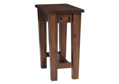 UrbanShaker-Chairside Table - Drawer