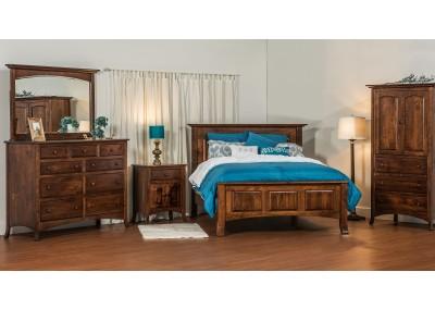 Carlisle Bedroom