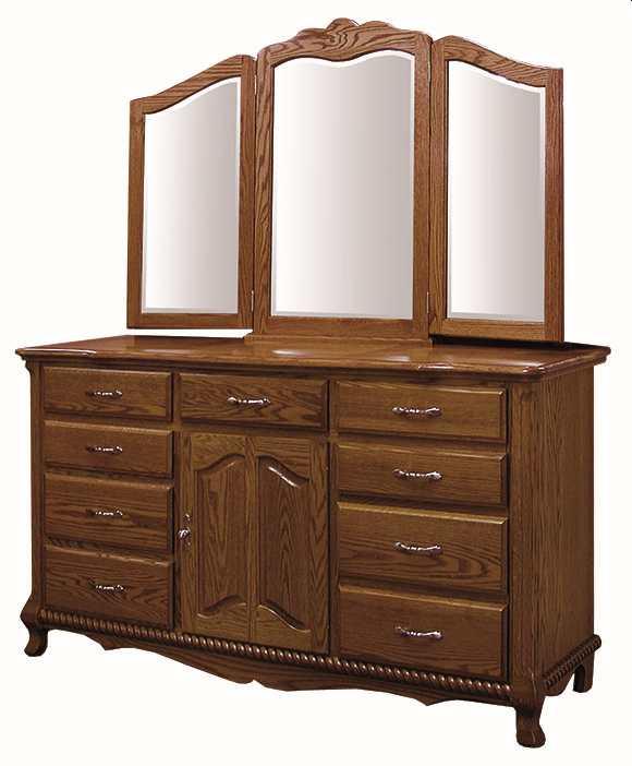 CWF-Classic Dresser