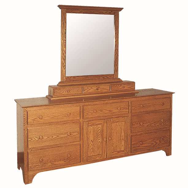 CWF-Shaker Dresser