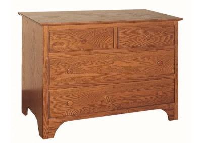 415 4-drawer Dresser