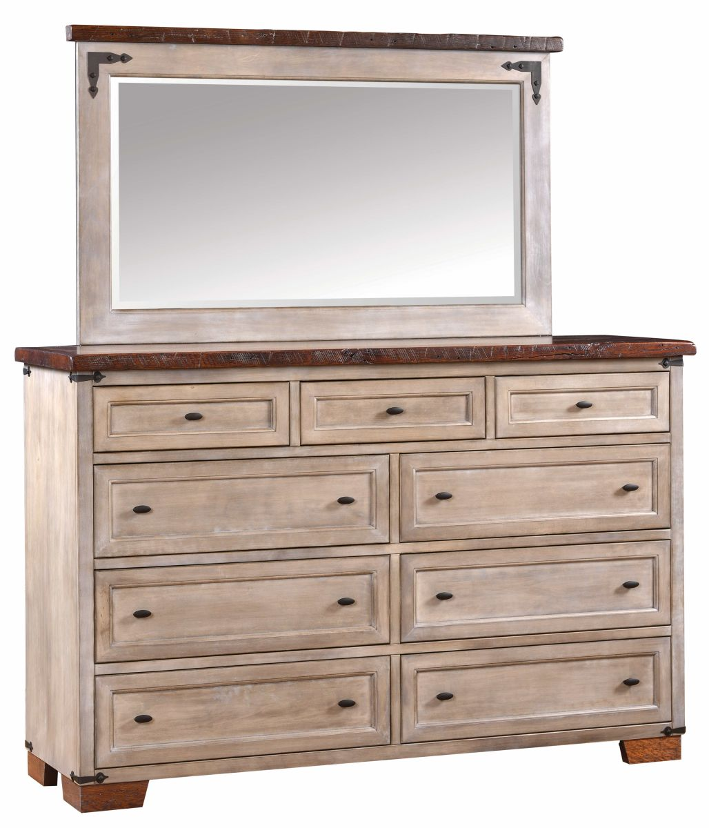Farmhouse Heritage Dresser