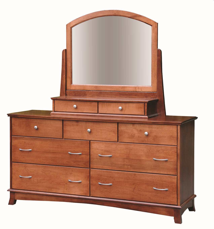 Crescent Dresser