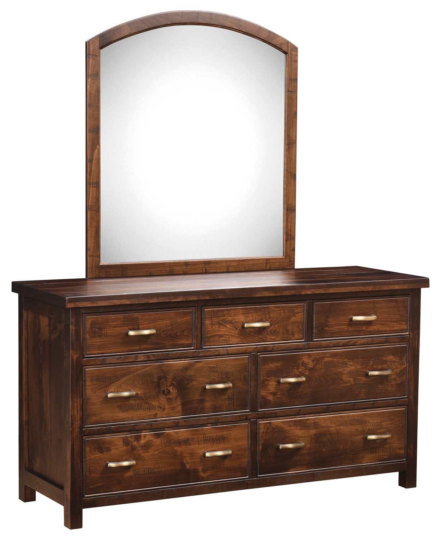 Timbermill Dresser