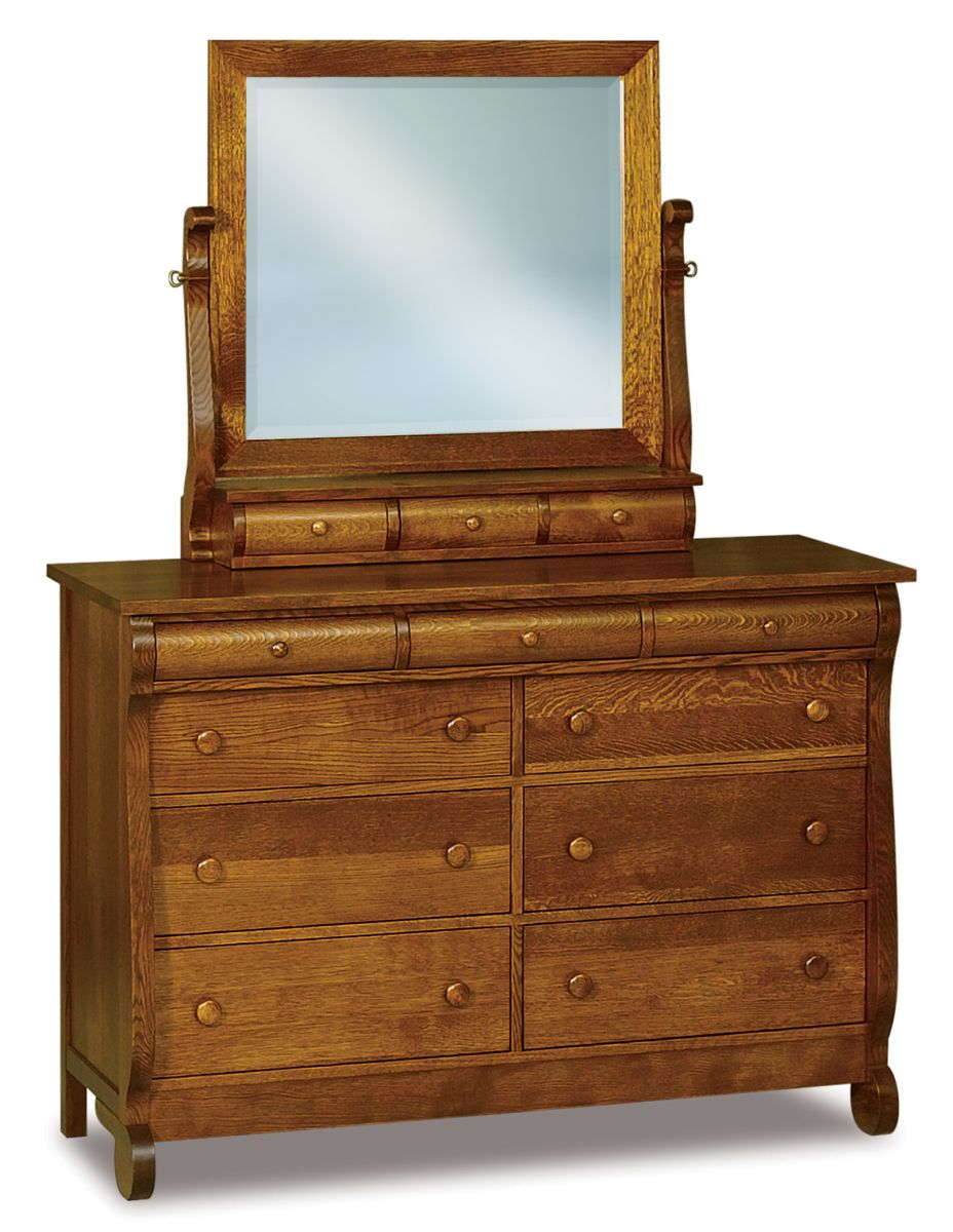 Old Classic Sleigh Dressers