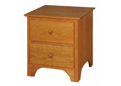 425 2-drawer nightstand