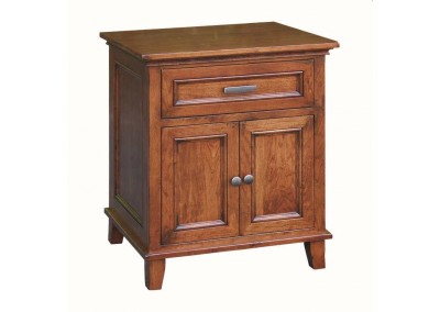 620 1-drawer, 2 door nightstand