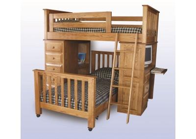 Loft Bed-B2