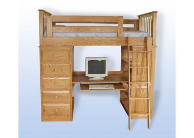 Loft Bed-B1