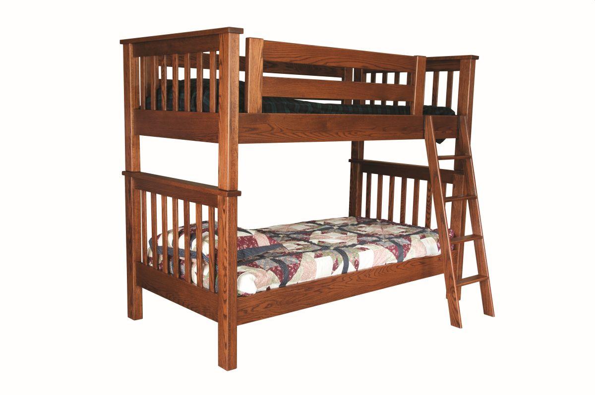 Mission Bunk Beds