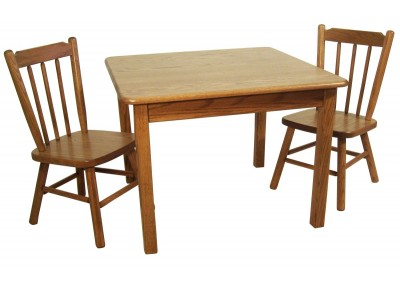 Square Childs Table