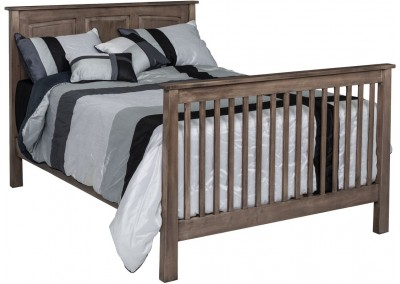 Shaker Full Bed
