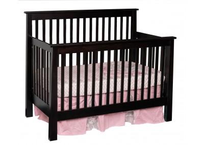 Shaker Slat Crib