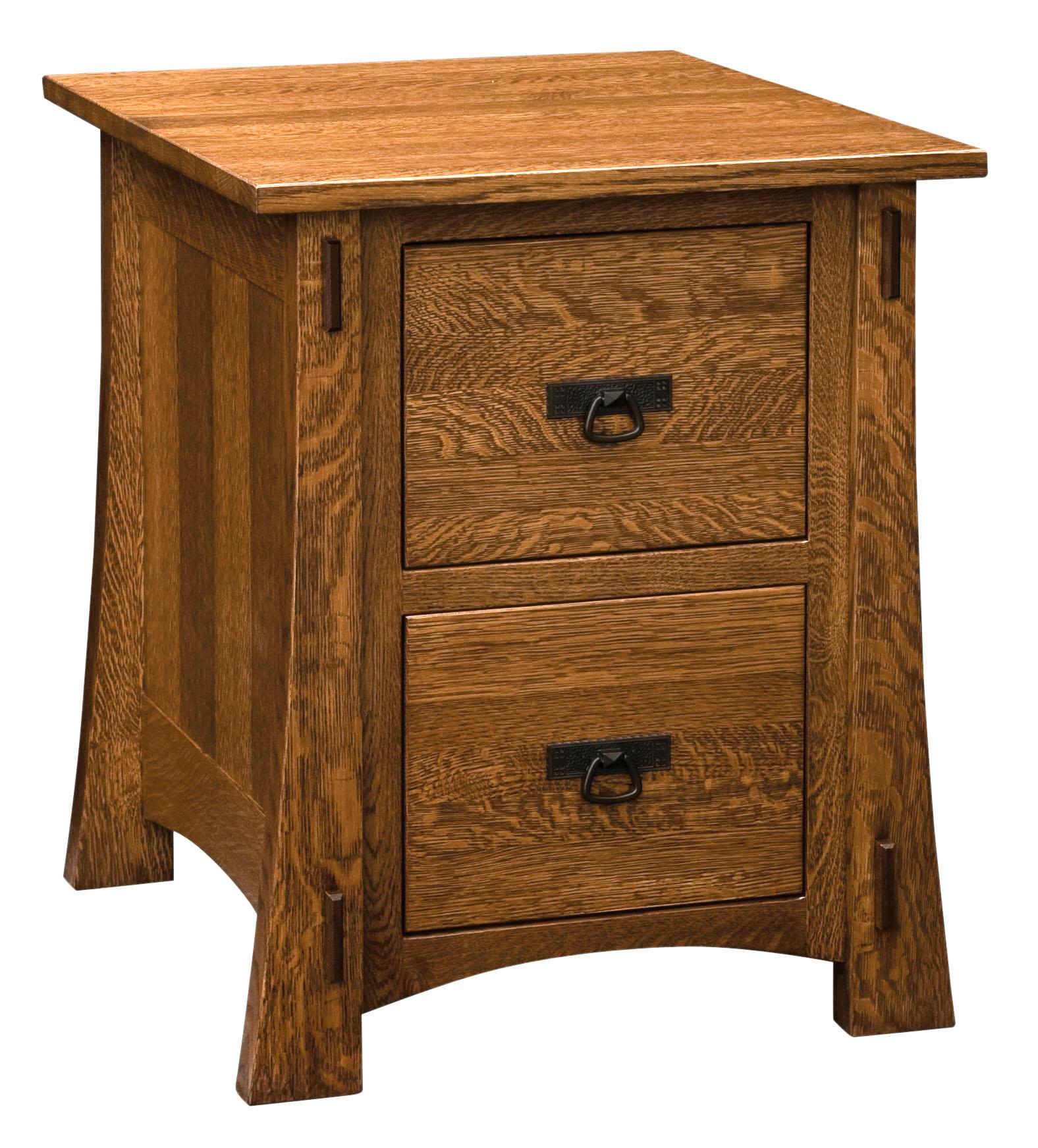 Modesto File Cabinet