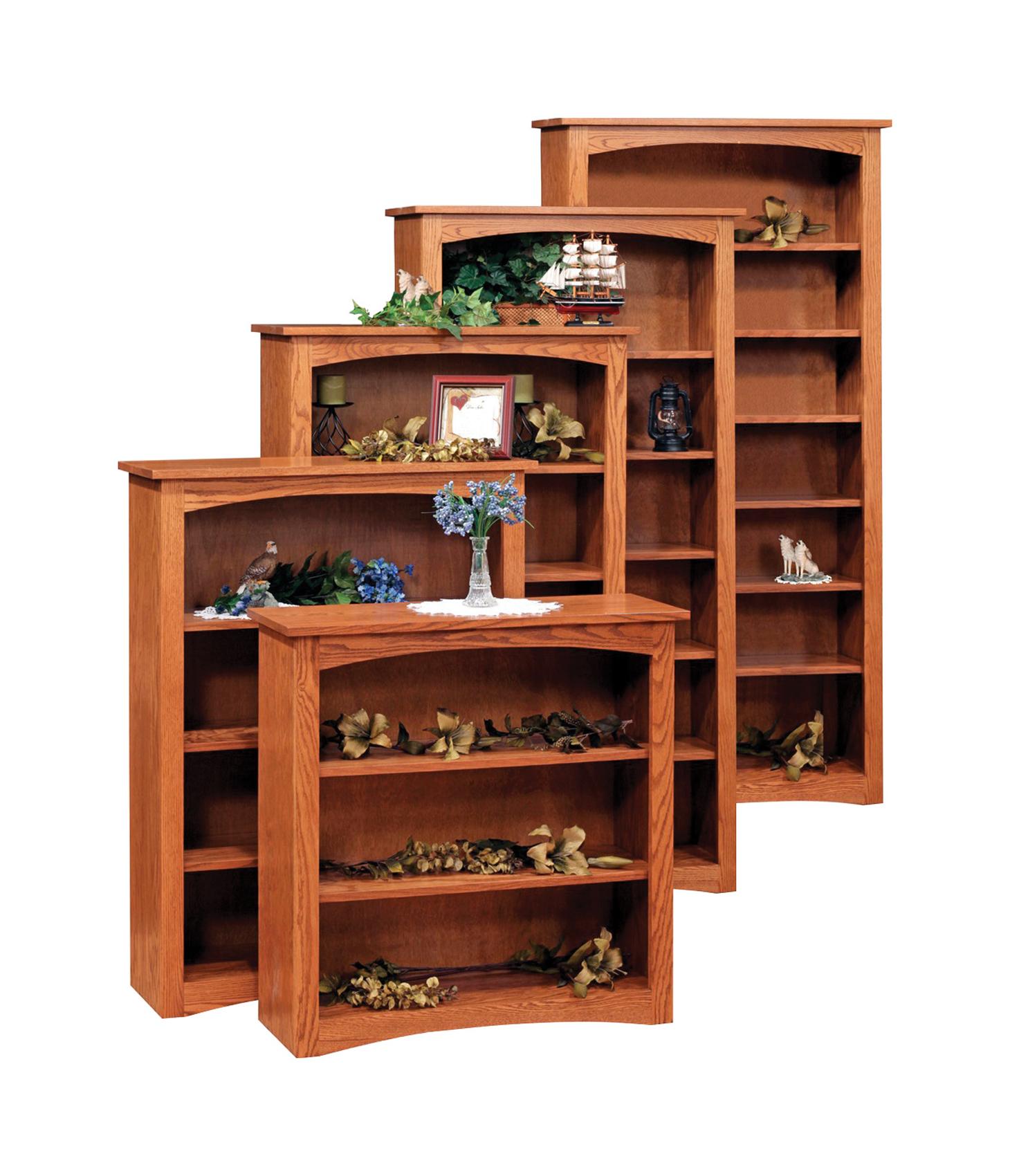 "36"" Shaker Bookcase"