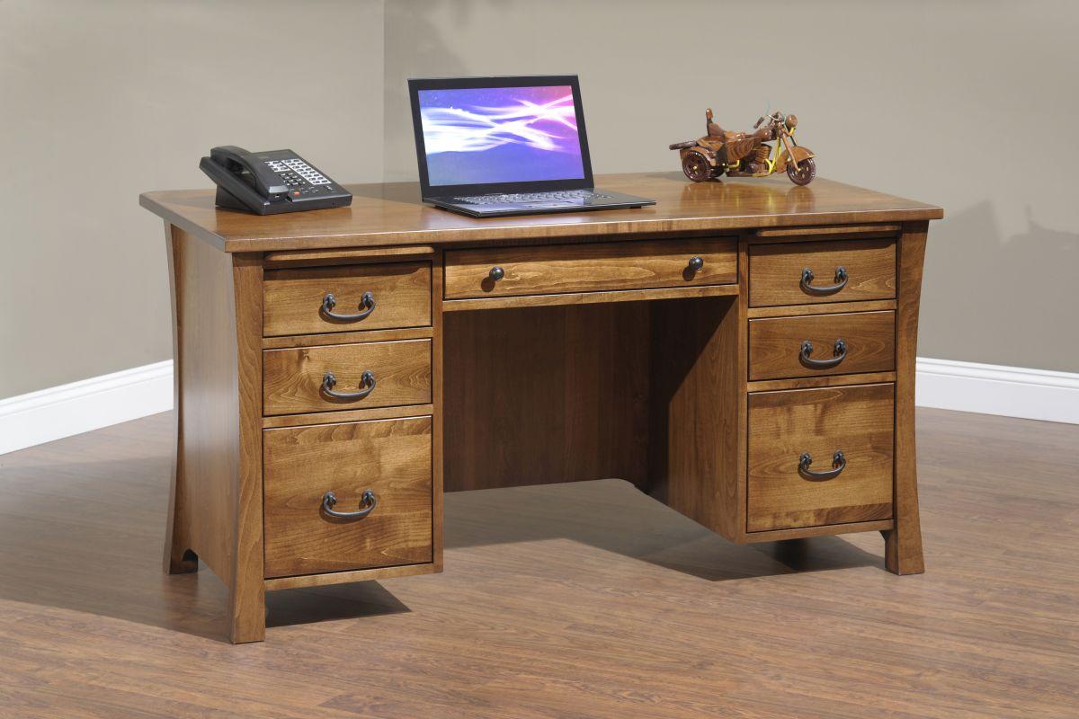 Woodbury Executive Desk