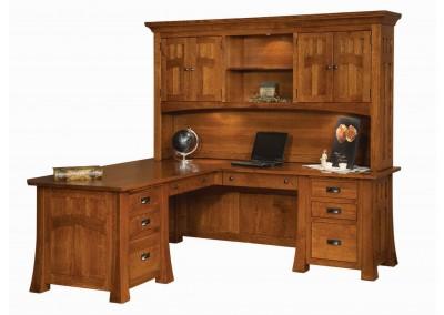 Bridgefort Corner Desk