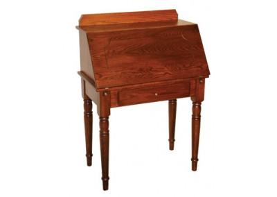 Secretary Desk Turned Leg