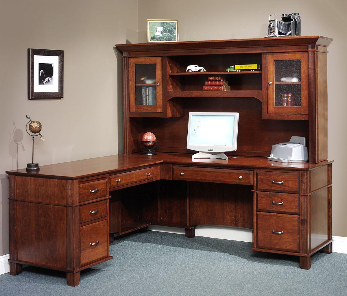 Arlington L Desk