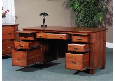 861-Executive Desk