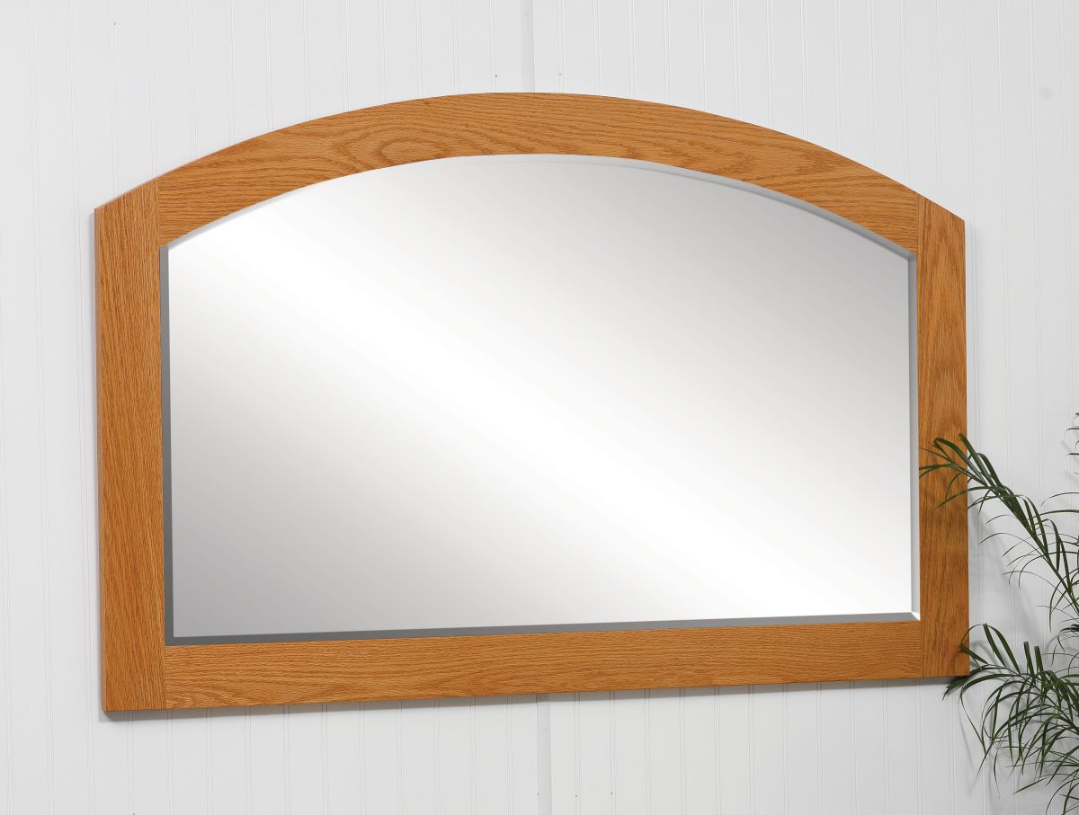 Antique Shaker Wall Mirror