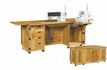 #107 Sewing Cabinet